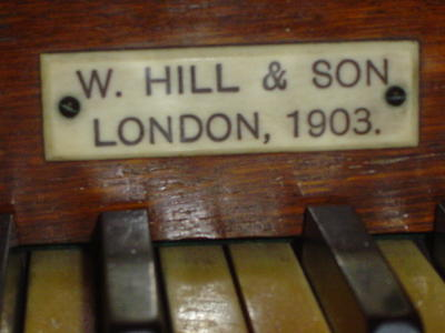 Hill & Son 9/II+P
